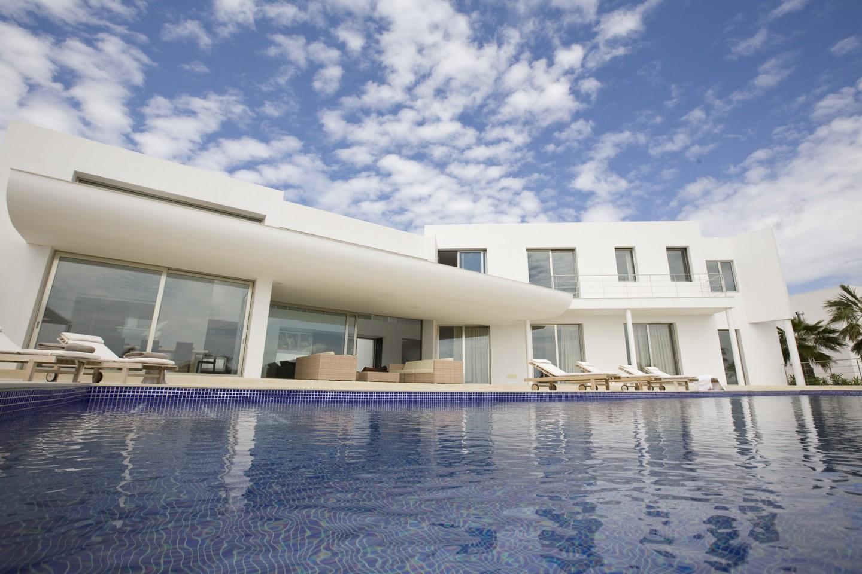 casa villa ibiza: